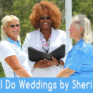 Orlando Florida LGBT Wedding Officiant