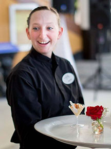 John Michael Weddings & Special Events - friendly server