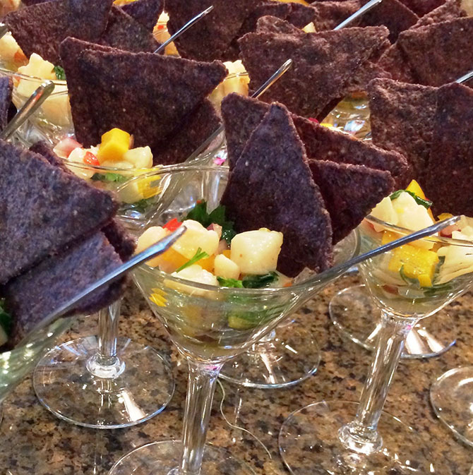 John Michael Weddings & Special Events - Appetizers