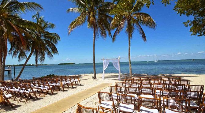 Key Largo Fl Lgbt Wedding Reception Venue Key Largo Beach