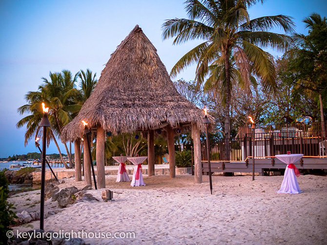 Key Largo Fl Lgbt Wedding Reception Venue Key Largo Beach