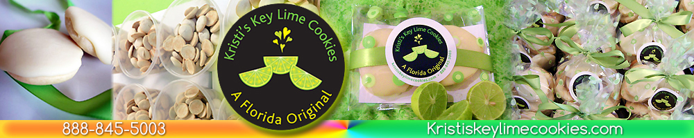 Florida LGBT Weddings Key Lime Cookies