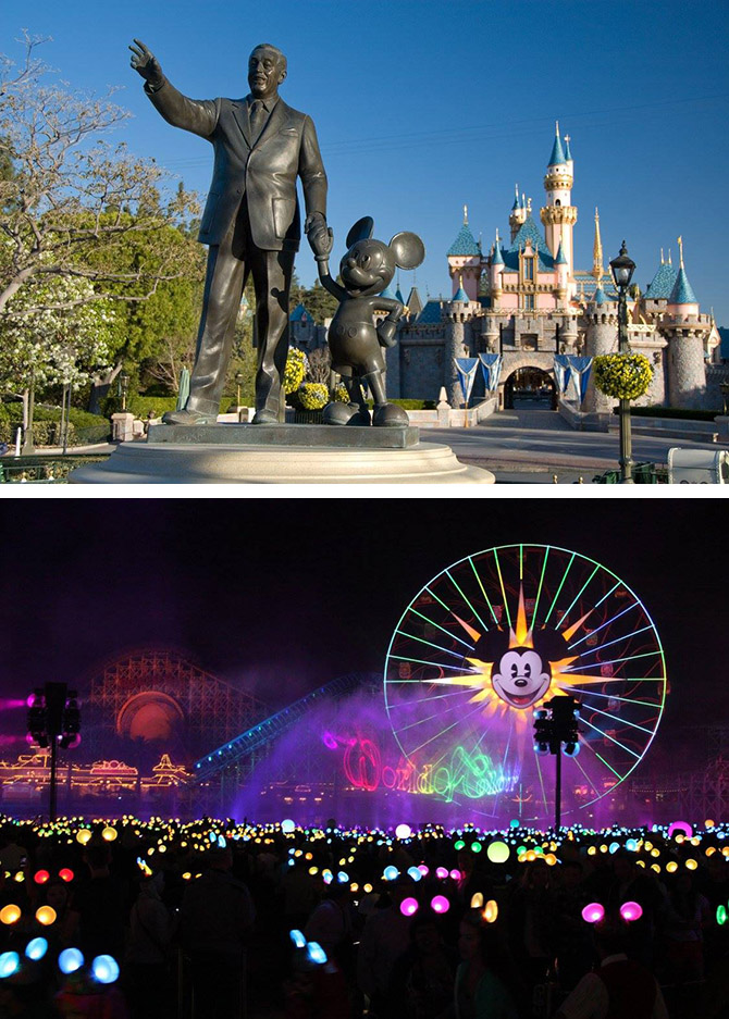 Gay Friendly Disney Land in California