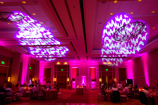 Marco Island Mariott Marco Island Florida Indoor Reception In Pink