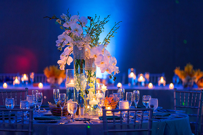Marco Island Mariott Marco Island Florida Patio Wedding At Night