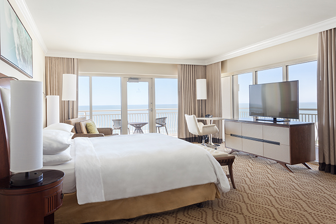 Marco Island Mariott Marco Island Florida King Suite Bed