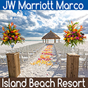 Marco Island, Florida Gay Wedding Reception Venue