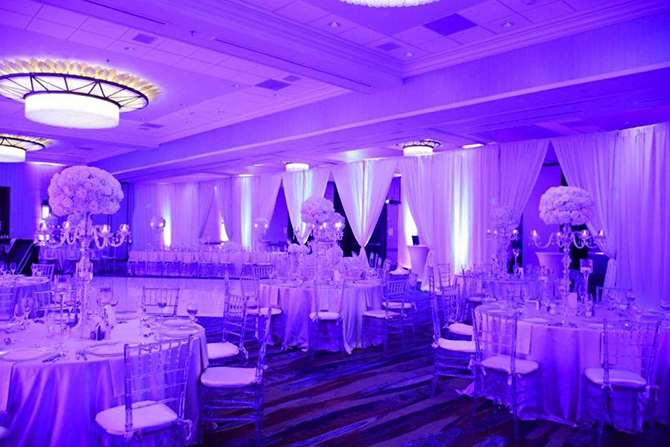 Marriott Miami Biscayne Bay LGBT Wedding Venue in Miami Florida