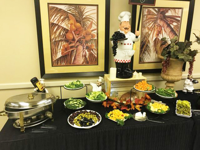 Pasta Chef Catering