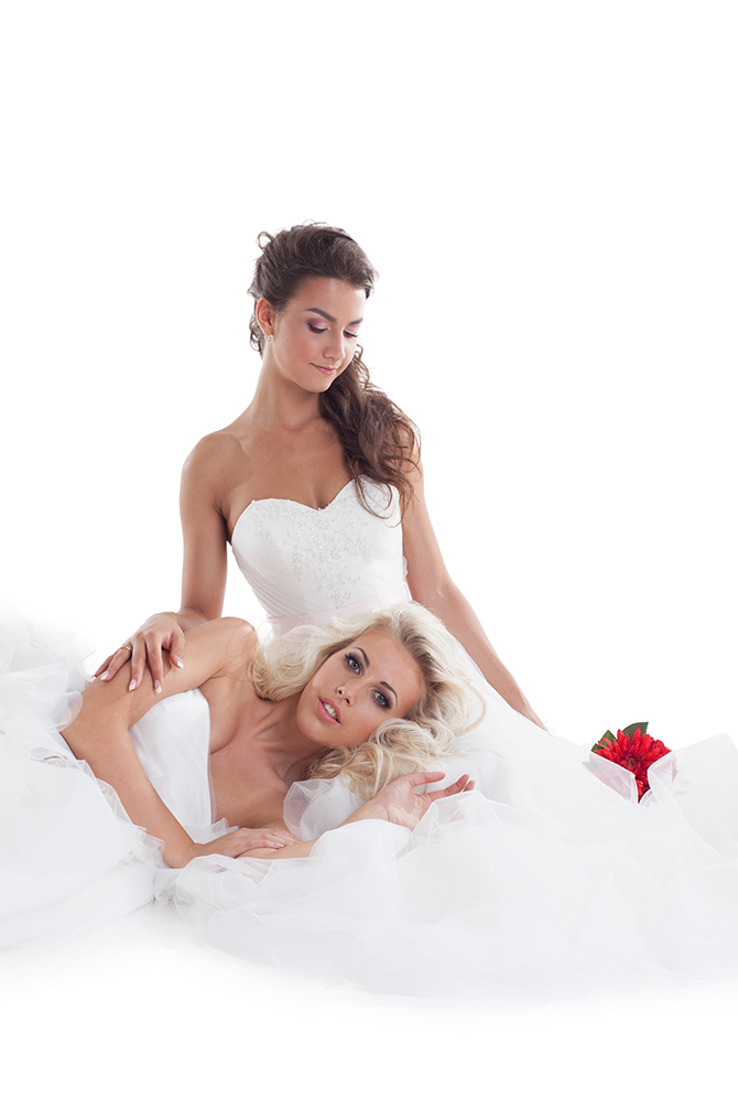Petals and Promises Events - Tampa, FL LGBT Wedding PLanner and Wedding Packages - LGBT Wedding Couple