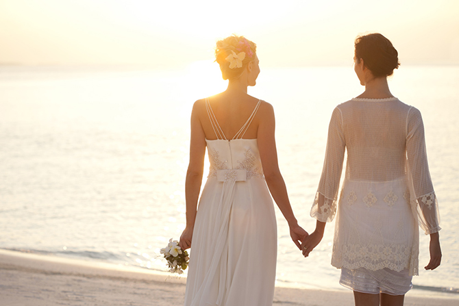 Petals and Promises Events - Tampa, FL LGBT Wedding PLanner and Wedding Packages - Chic Same-Sex Wedding