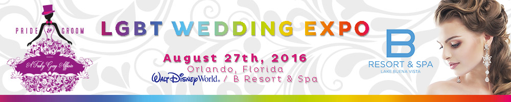 Orlando Gay Wedding EXPO