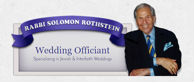 Weddings by Rabbi Sol