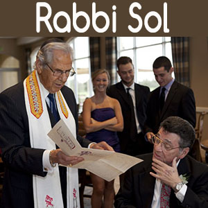 Orlando, Florida LGBT Wedding Rabbi