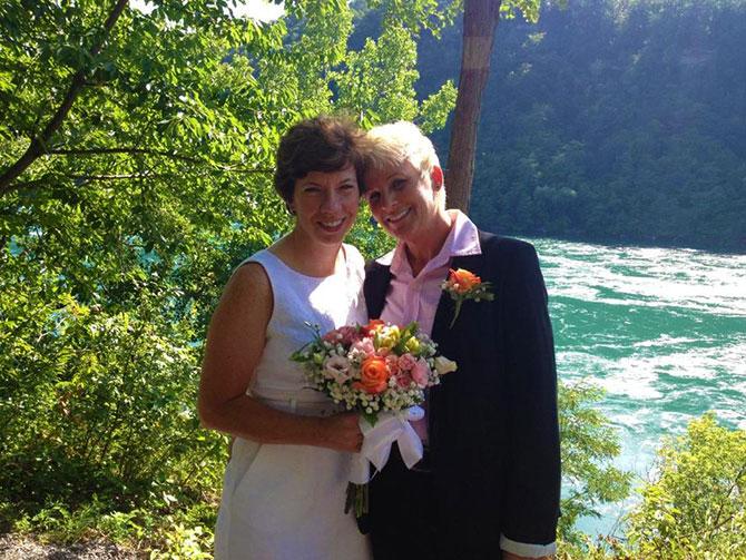 is same sex marriage allowed in florida in Niagara Falls