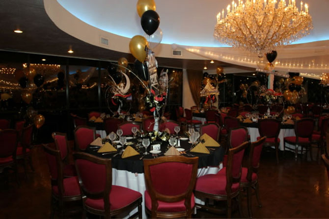 Royal Fiesta Caterers & Event Center - Grand Ballroom mood lighting