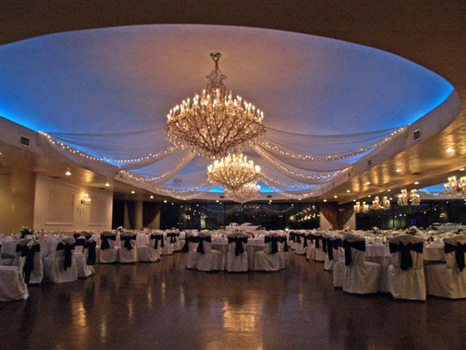 Royal Fiesta Caterers & Event Center - Grand Ballroom reception site