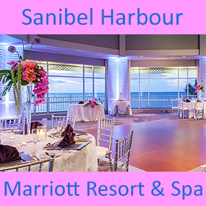 Sanibel Island Florida Gay Weddings at Sanibel Harbour Marriott Resort