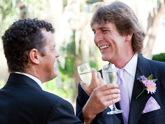 Same-Sex Weddings - Seas Your Day Events - Central Florida LGBT Wedding Venue