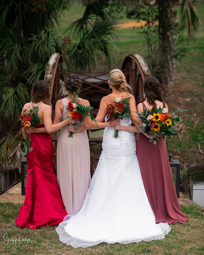 Wedding Party - Seas Your Day Events - Central Florida LGBT Wedding Venue