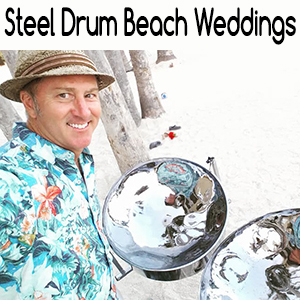 A Steel Drum Beach Wedding Doug Walker