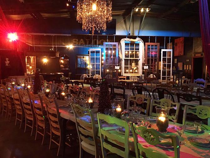 The Epicenter Event Venue Q Wedding In Tampa Florida