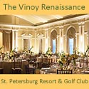 The Vinoy Renaissance Gay-Friendly St. Petersburg Resort & Golf Club