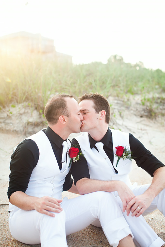 St Petersburg Florida Gay Wedding Planner Tied The Knot