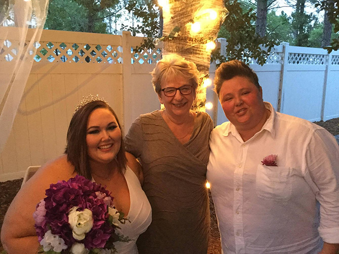 Jacksonville, FL LGBT Marriage Ceremony Officiant - Weddings and More by Deb