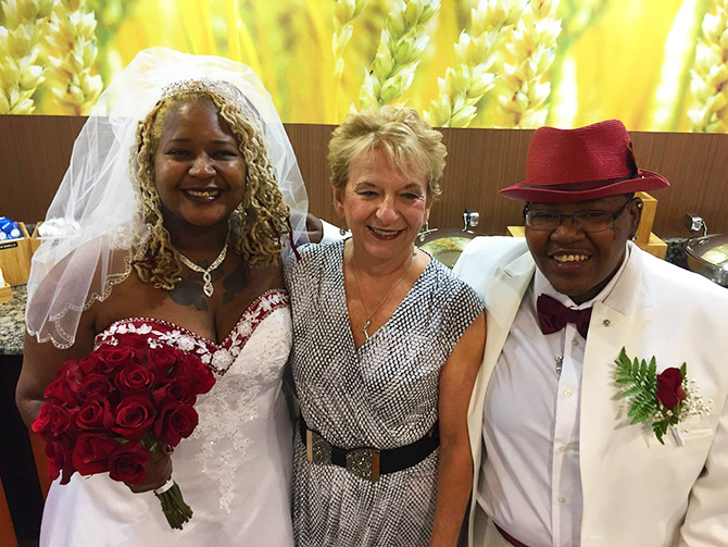 Jacksonville, FL LGBT Wedding Officiant Services - Weddings and More by Deb