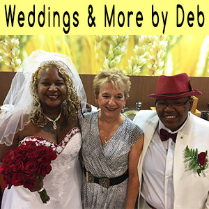 Weddings and More by Deb