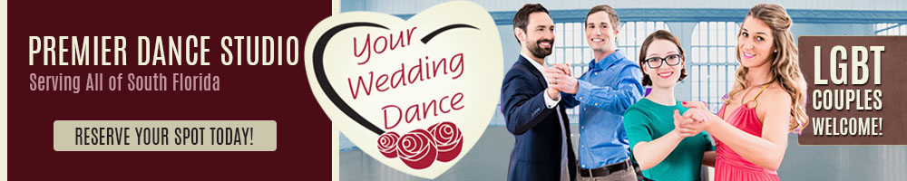 Florida LGBT Wedding Dance Instructor - Your Wedding Dance
