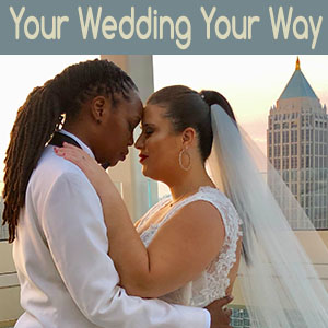 Atlanta, Georgia LGBT Wedding Officiant