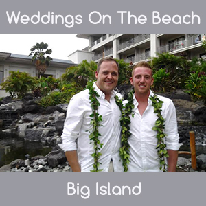 Hawaii Big Island Same-Sex Marriage Officiant