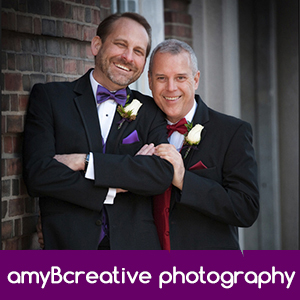 Chicago, Illinois Gay Wedding Photographer