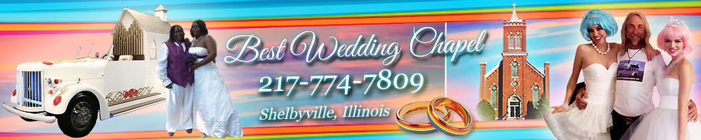 Illinois Same-Sex Marriage Wedding Chapel