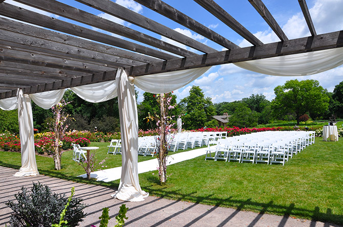 Cantigny Park LGBT Wedding Venue in Illinois