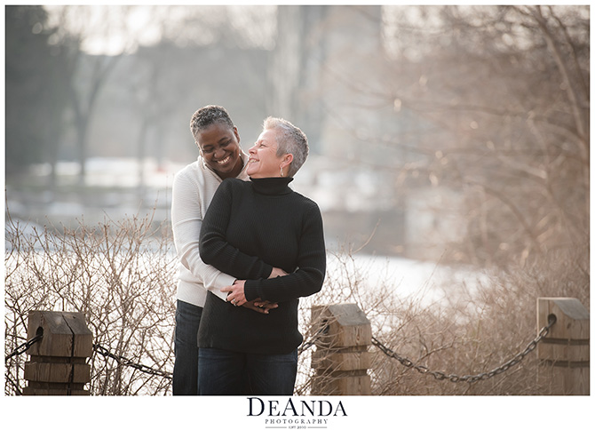 LGBT engagement shoot - DeAnda Photography - Chicago