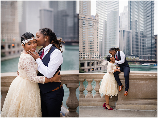 Chicago LGBT Weddings - DeAnda Photography - Chicago, IL