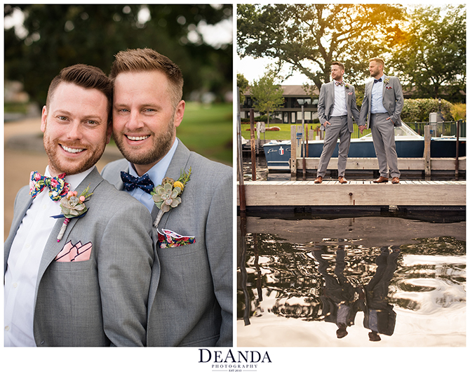 Chicago LGBT Wedding Photographer - DeAnda Photography - Lake in the Hills, Illinois