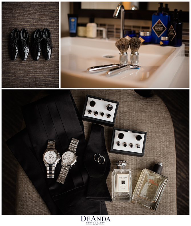 wedding collage - DeAnda Photography - Chi Town