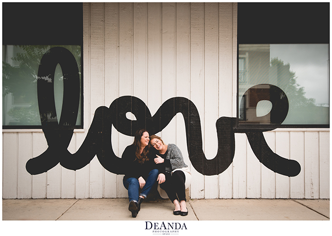 LOVE LGBT Weddings - DeAnda Photography - Lake in the Hills, Illinois