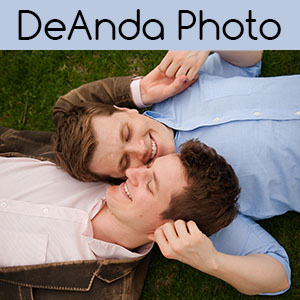 West Chicago Suburbs Gay Wedding Photographer