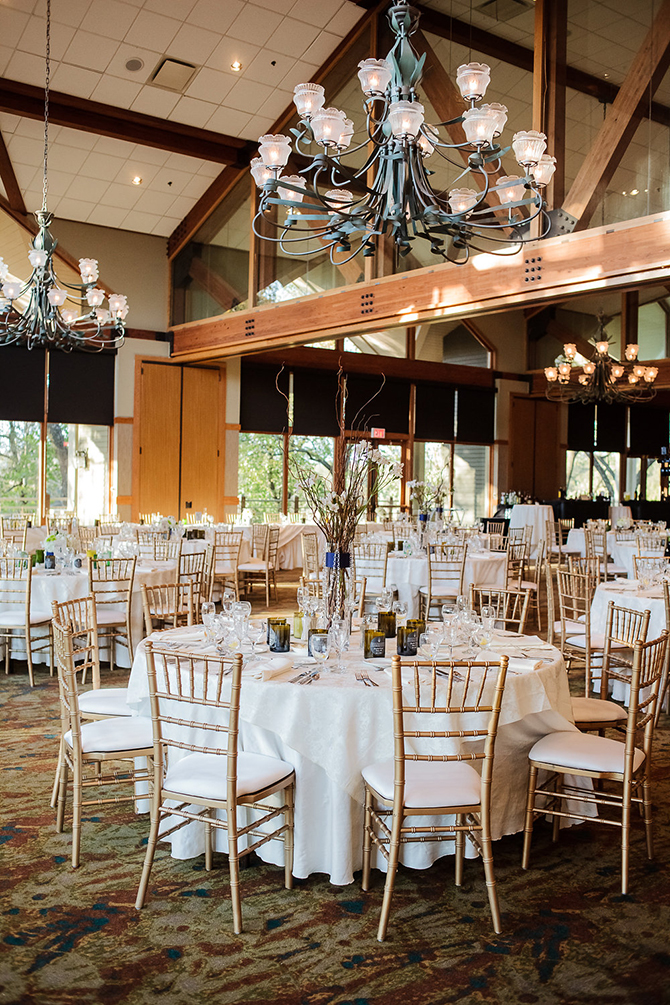 Eagle Ridge Resort Spa Wedding Ceremony Site With Panoramic View