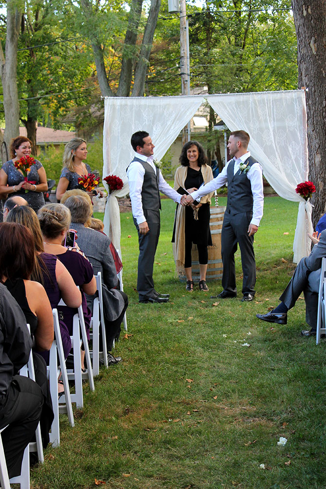 Chicago Il Same Marriage Officiant And Celebrant