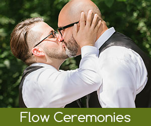 West Chicago Suburbs Gay Wedding Officiant