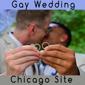 Chicago, Illinois Gay & Lesbian Wedding Officiant