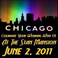 Chicago Civil Unions June 2, 2011 Gay Weddings