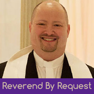 Hoffman Estates, Illinois Gay Wedding Reverend