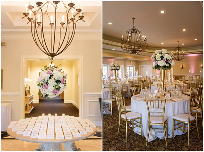 Northern Illinois Wedding Reception at Royal Melbourne Country Club